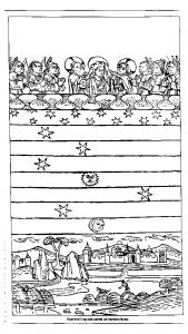 Het middeleeuwse wereldbeeld.