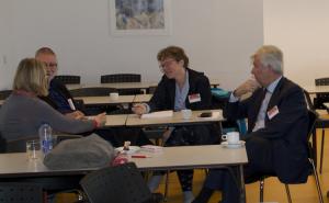 Deelnemers aan de workshop.